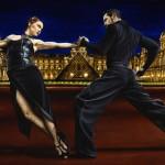 Dansând prin Paris