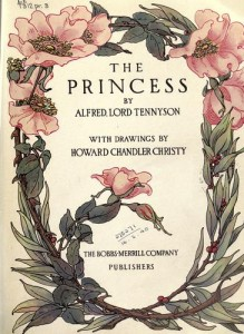 Alfred Lord Tennyson The princess