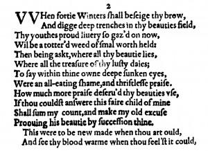 sonnet 2
