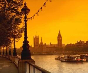 thinking of london