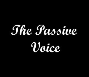 The Passive Voice