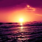 Au bord de la mer