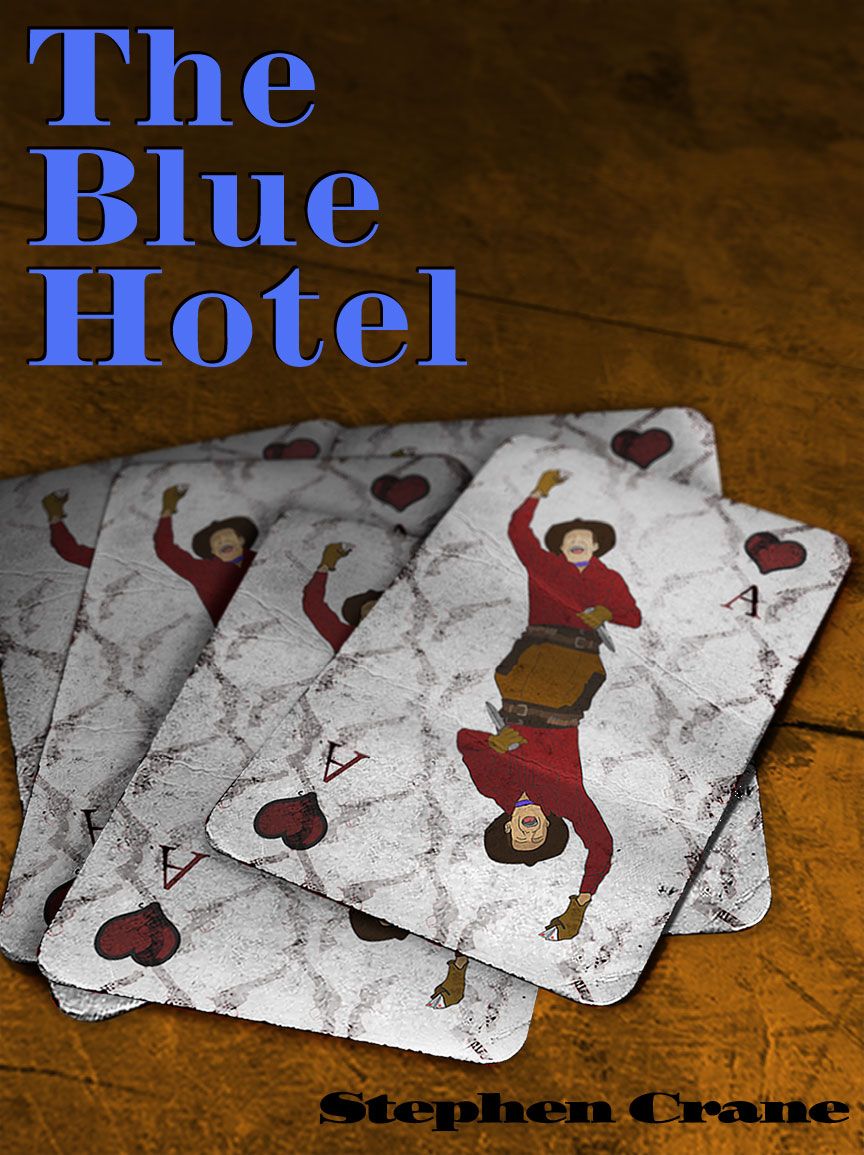 the blue hotel stephen crane essays Blue hotel research papers examine one of stephan crane's most disturbing short stories order now and learn how to write a research paper by the masters - papers you.