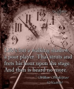 time shakespeare