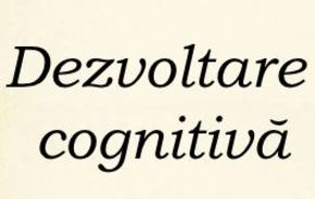 dezvoltare cognitiva elitere
