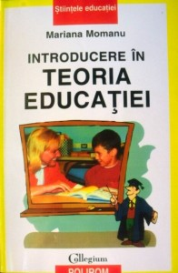 Introducere în teoria educaţiei