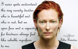 Tilda Swinton Quotes