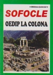 oedip la colona 1 elitere