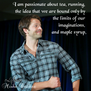 Misha Collins Quotes
