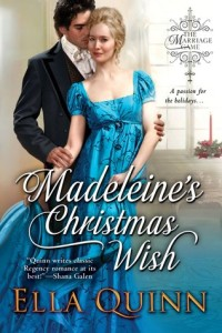 Madeleine's Christmas Wish