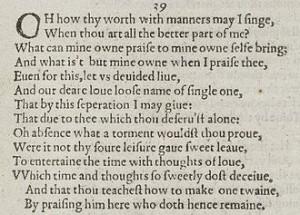 Sonnet 39