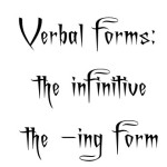 Verbal Forms
