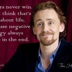 Tom Hiddleston Quotes 2