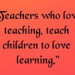 Profesori și elevi